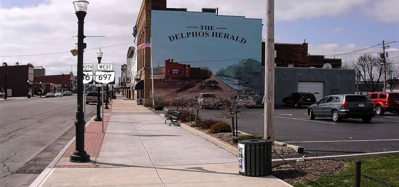 Welcome To City Of Delphos Ohio City Of Delphos Ohio